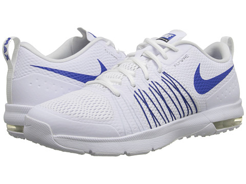 Nike - Air Max Effort TR (White/Black/Game Royal) Men
