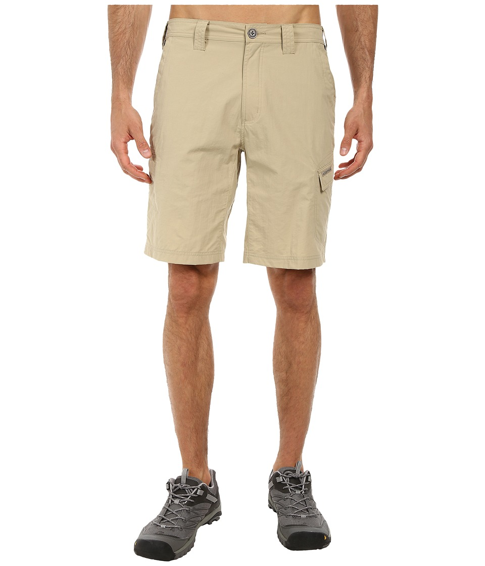 ExOfficio - Nomad Short (Light Khaki) Men's Shorts