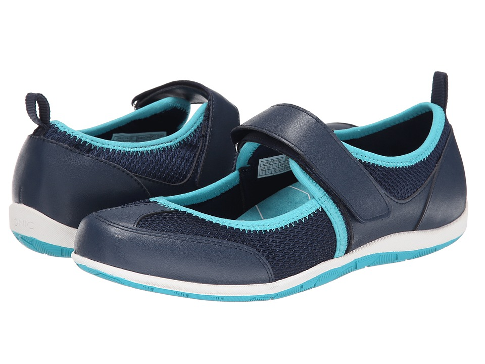 VIONIC - Ailie (Navy/Turquoise) Women's Maryjane Shoes