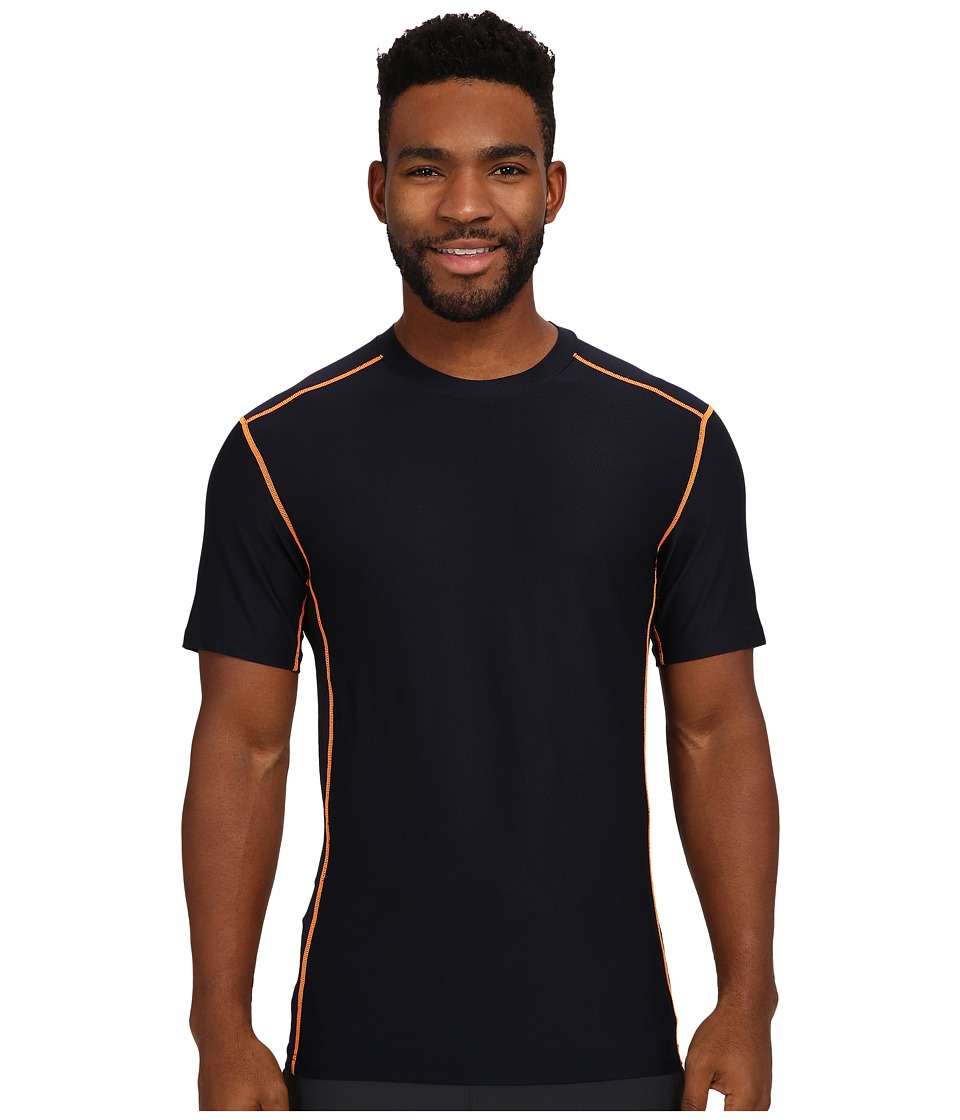 ExOfficio - Give-N-Go Sport Mesh Crew (Curfew) Men's Short Sleeve Pullover