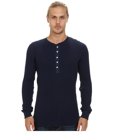 Howe - Better Than Ever Sweater (Military Blue) Men
