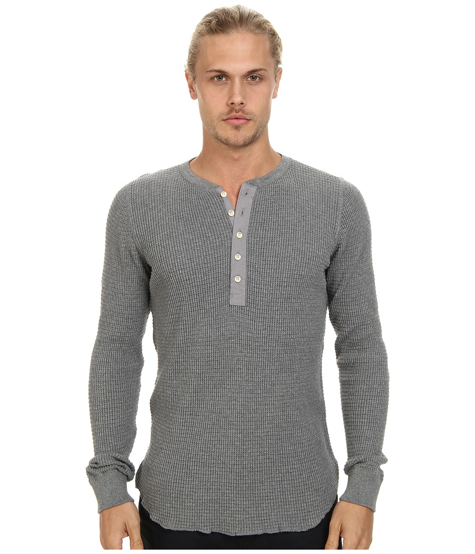Howe - Better Than Ever Sweater (Grey Heather) Men's Sweater