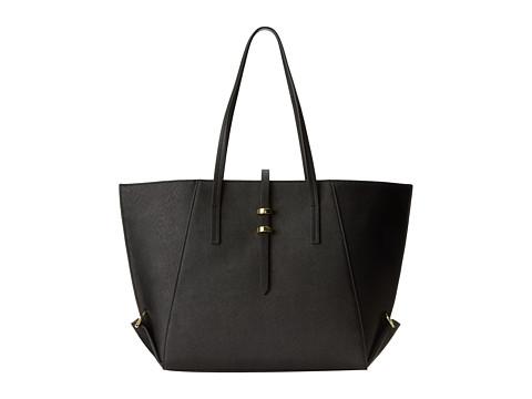 ZAC Zac Posen - Eartha Mini Shopper (Black) Tote Handbags