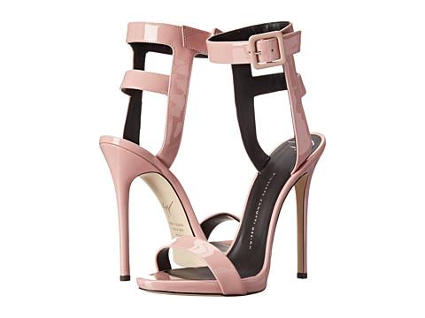 Giuseppe Zanotti - E50187 (Vernice Begonia) Women's Shoes