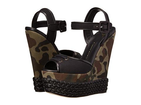 Giuseppe Zanotti - E50201 (Kana Nero) Women's Shoes