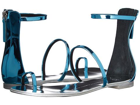 Giuseppe Zanotti - E50146 (Shooting Azzurro) Women's Shoes