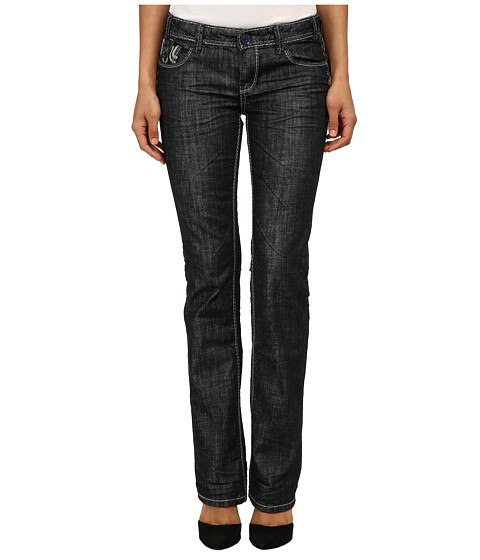 Mek Denim - Saddle Straight Jean in Rinse (Rinse) Women
