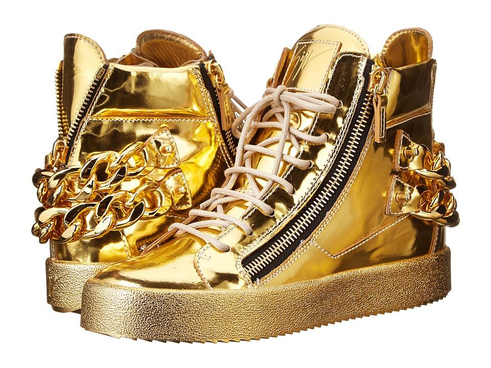 Giuseppe Zanotti - RS5077 (Mirror Oro) Women's Shoes