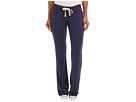 Seven7 Jeans - Vintage Jersey Flare Pant (Navy Heather) - Apparel