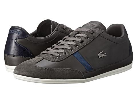 05bbeeaa857ce0 UPC 887255800216 product image for Lacoste - Misano 33 (Dark Grey) Men s  Shoes ...