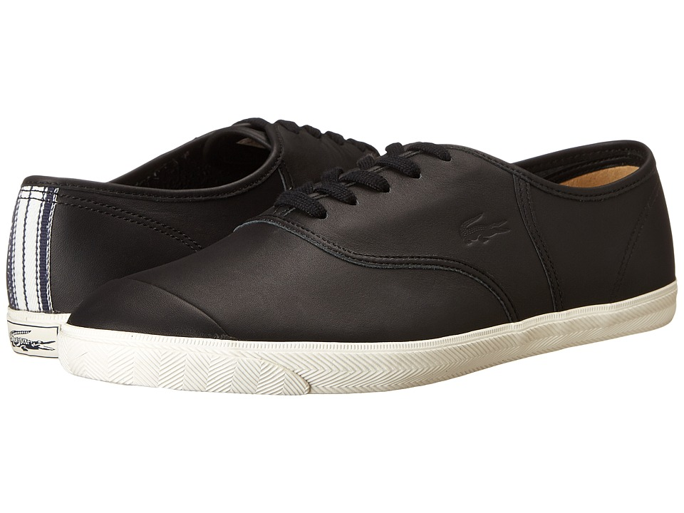 Lacoste - Rene II (Black) Men