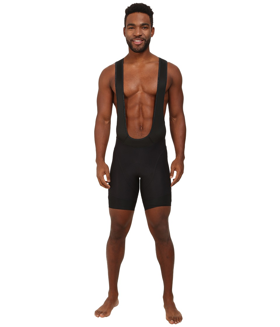Pearl Izumi - P.R.O. In-R-Cool Bib Short (Black/Black) Men's Cycling Bibs One Piece