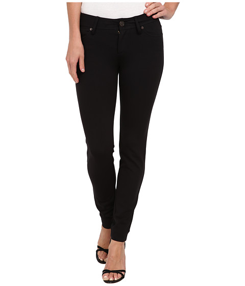 Lilly Pulitzer - Worth Skinny Mini in Black (Black) Women's Jeans