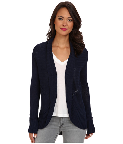 Lilly Pulitzer - Meryl Cardigan (True Navy) Women
