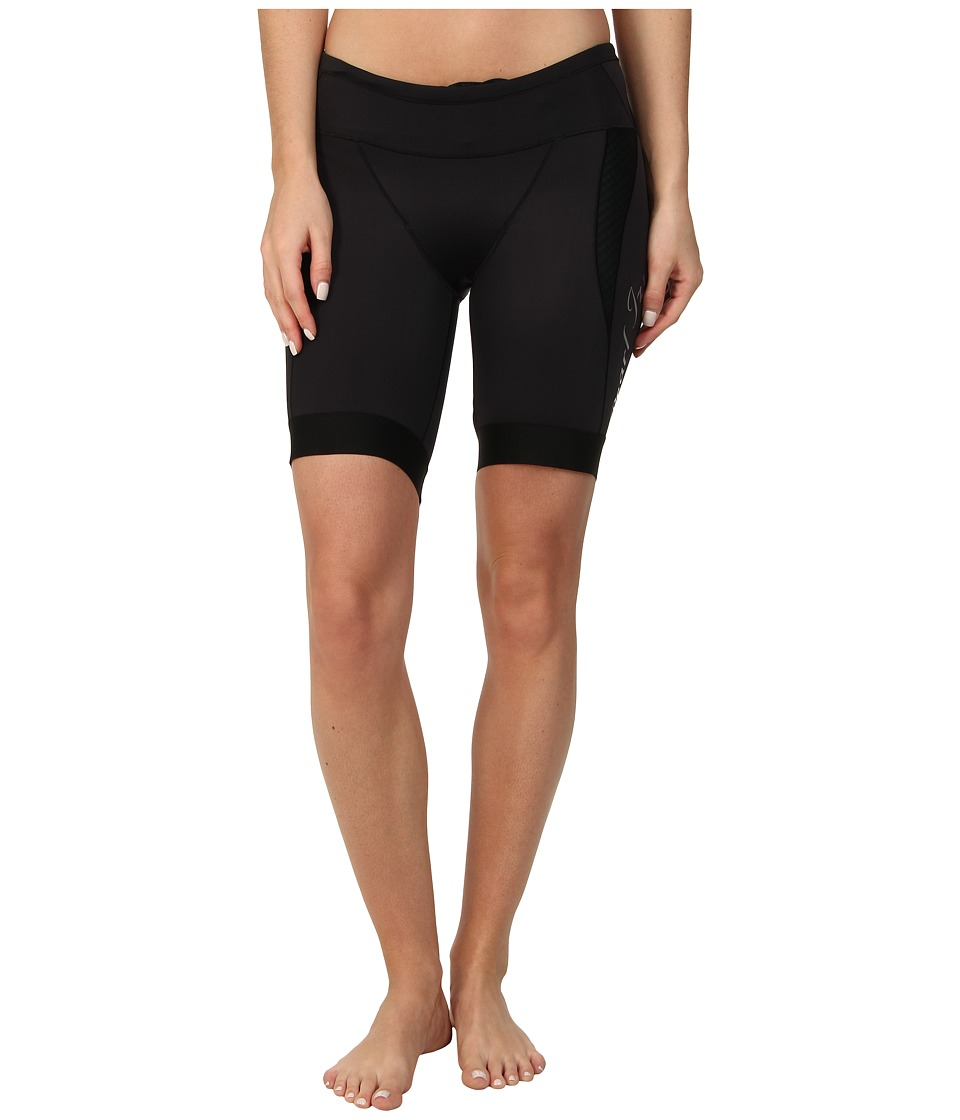 Pearl Izumi - W ELITE In-R-Cool Tri Short (Black/Black) Women's Shorts