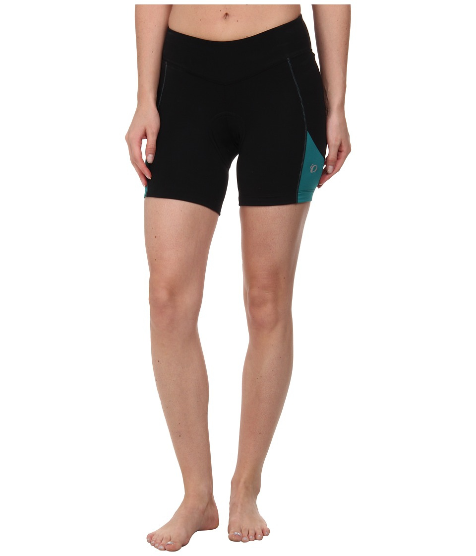 Pearl Izumi - W Sugar Short (Black/Deep Lake) Women's Shorts