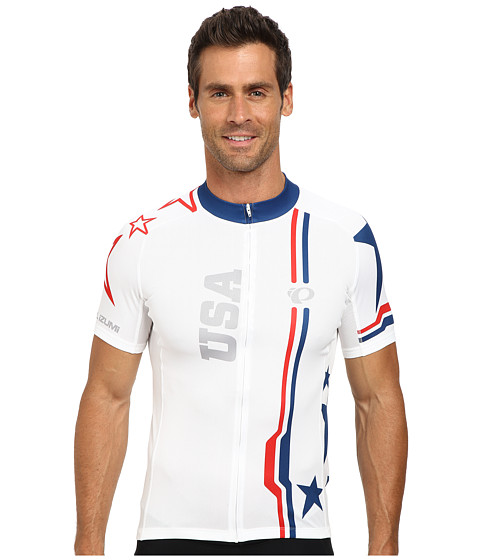 Pearl Izumi - ELITE LTD Country Jersey (USA) Men's Workout