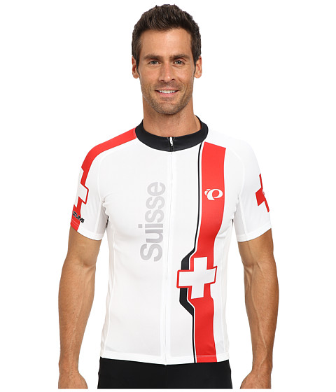Pearl Izumi - ELITE LTD Country Jersey (Suisse) Men's Workout