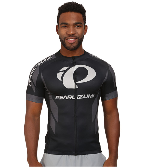 Pearl Izumi - Elite LTD Jersey 2 (Shadow Grey) Men's Clothing