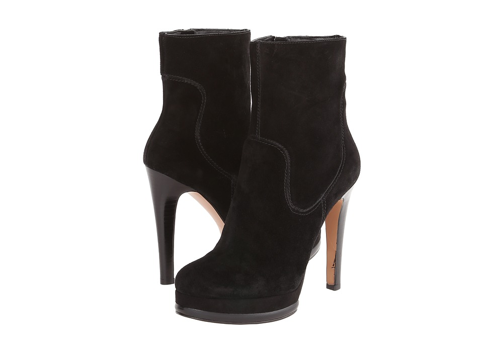 Nine West Addlana (Black Suede) Women