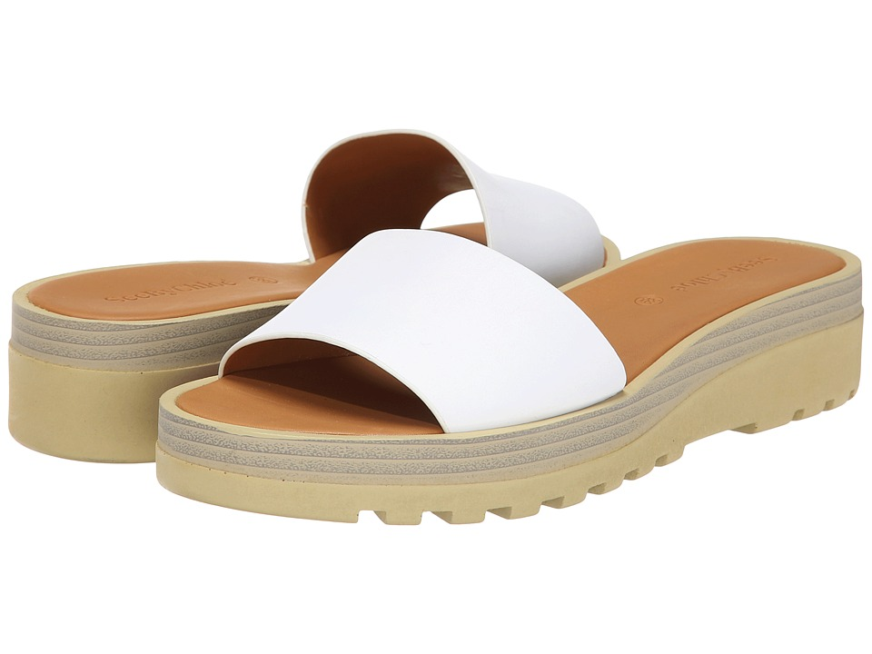 See by Chloe - SB24180 (White) Women's Sandals
