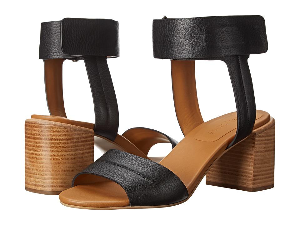 See by Chloe - SB24080 (Black) Women's 1-2 inch heel Shoes