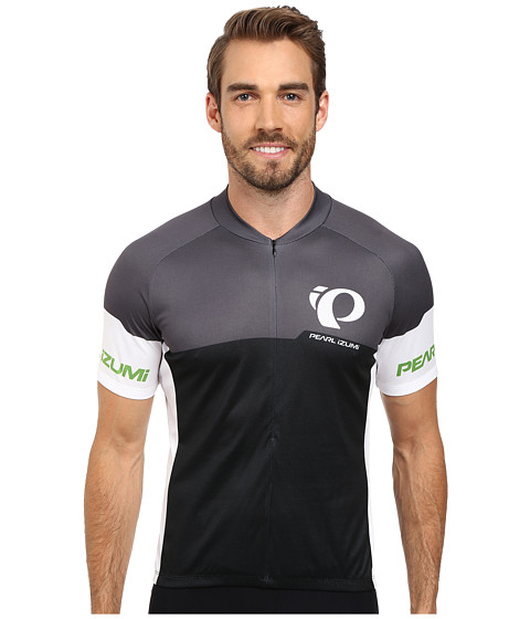 Pearl Izumi - Select LTD Jersey (Black/Shadow Grey) Men's Short Sleeve Pullover