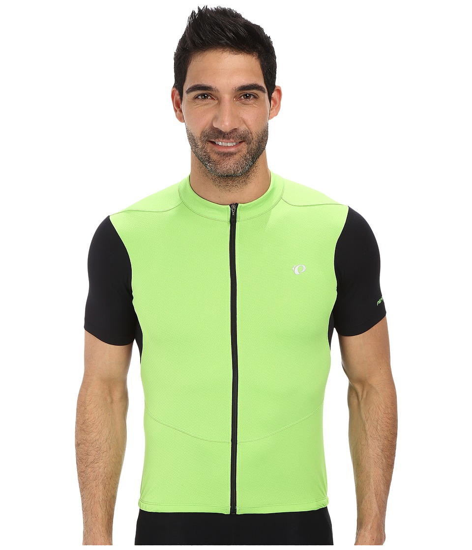 Pearl Izumi - Attack Jersey (Green Flash) Men's Clothing