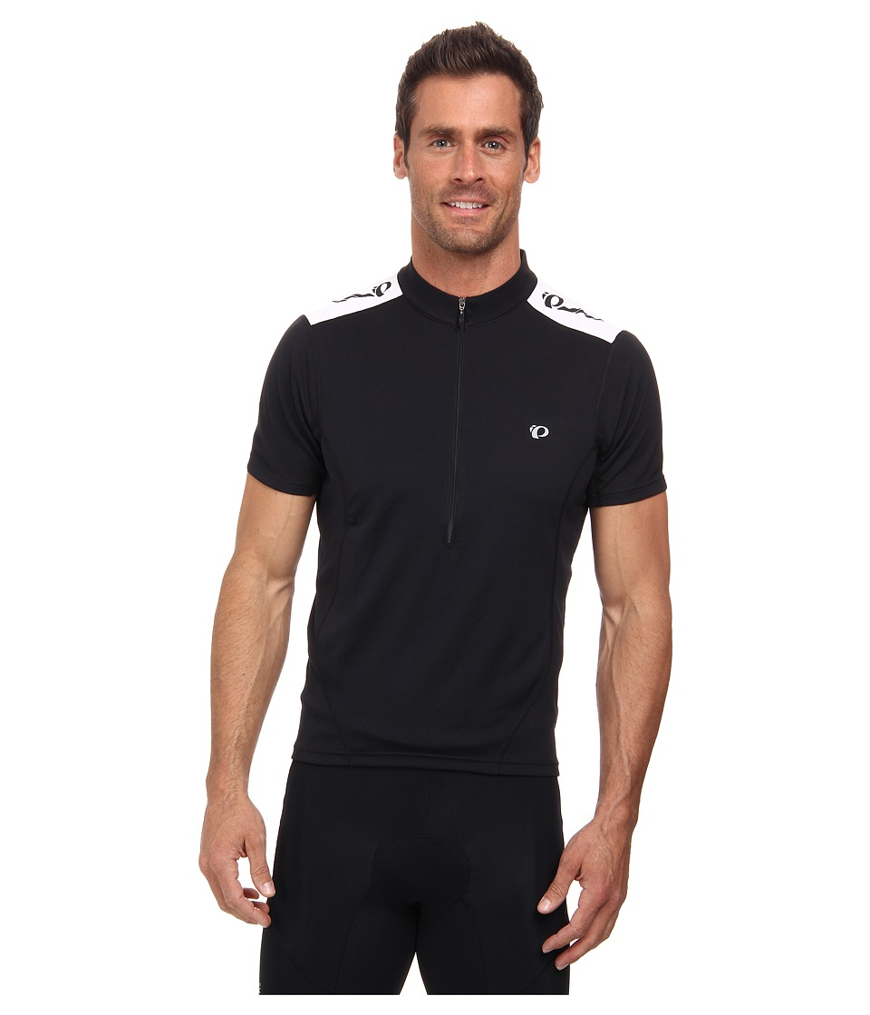 Pearl Izumi - Quest Jersey (Black) Men's Clothing