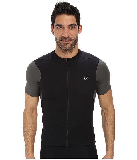 Pearl Izumi - Attack Jersey (Black/Black) Men's Clothing
