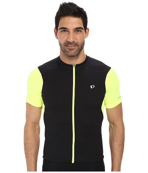 Pearl Izumi - Attack Jersey (Screaming Yellow) Men's Clothing