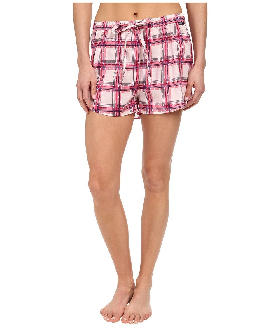 BCBGeneration - The Good Vibe Short (Plaid) Women's Pajama
