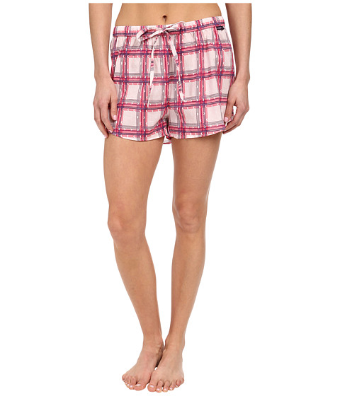 BCBGeneration - The Good Vibe Short (Plaid) Women