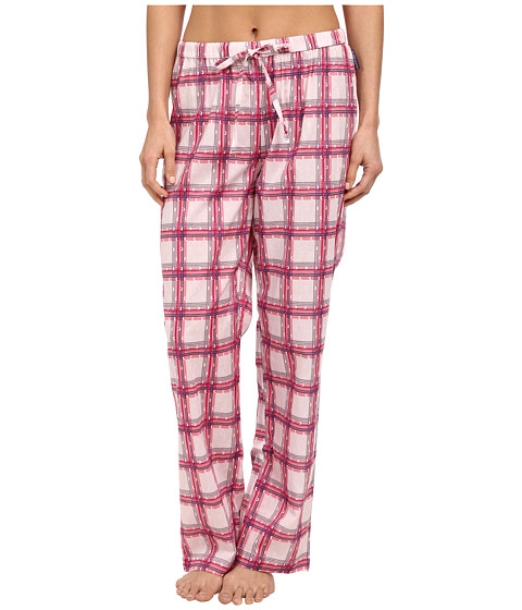 BCBGeneration - Playful Pajama Pant (Plaid) Women