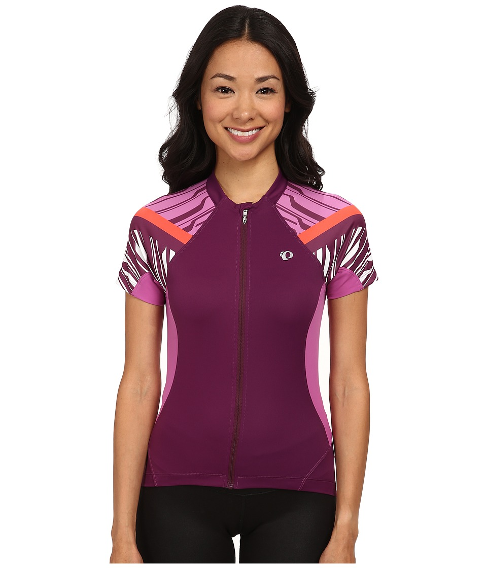 Pearl Izumi - ELITE Jersey (Dark Purple) Women's Clothing