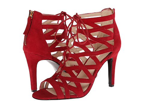 Nine West - Authority (Red Suede) High Heels