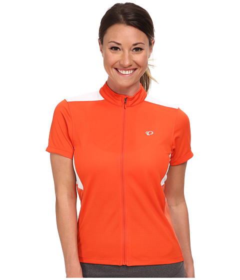 Pearl Izumi - W Sugar Jersey (Mandarin Red) Women's Workout