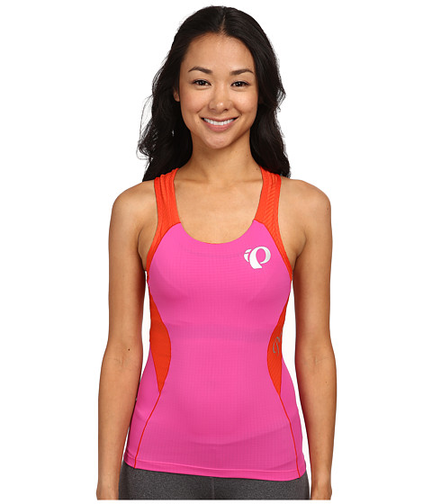 Pearl Izumi - Elite Inrcool Tri Singlet (Hot Pink) Women's Sleeveless