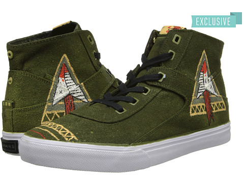 Project Canvas - Arrowhead Primary High - Zappos Exclusive (Arrowead) Shoes