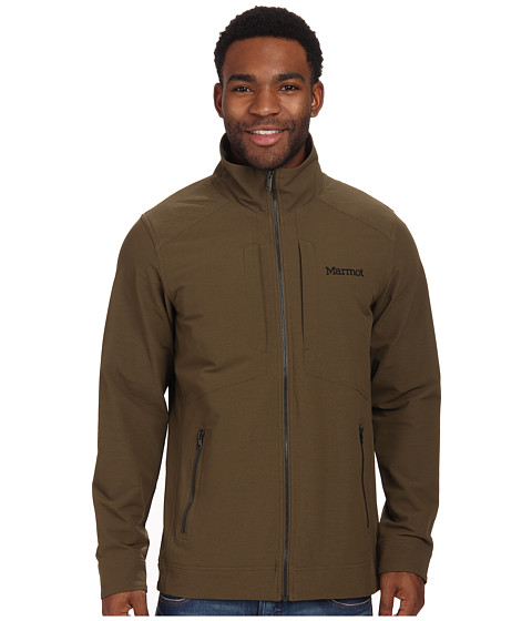 Marmot - E Line Jacket (Dark Moss) Men's Coat