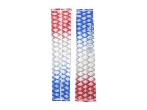 Columbia - Freezer Zero Arm Sleeve (White American Scales) Athletic Sports Equipment