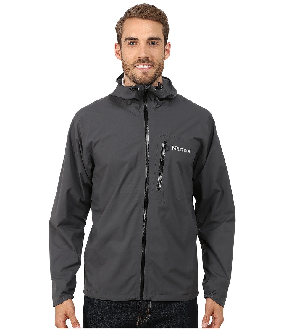 Marmot - Essence Jacket (Slate Grey) Men's Jacket