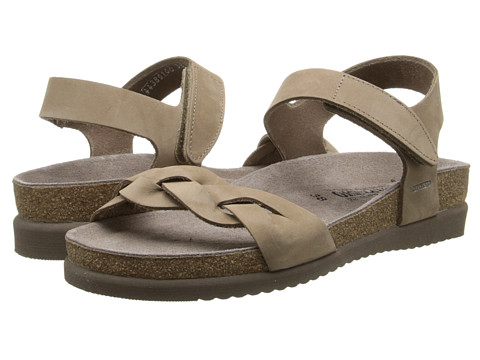 Mephisto - Honoria (Light Beige Nubuck) Women's Sandals
