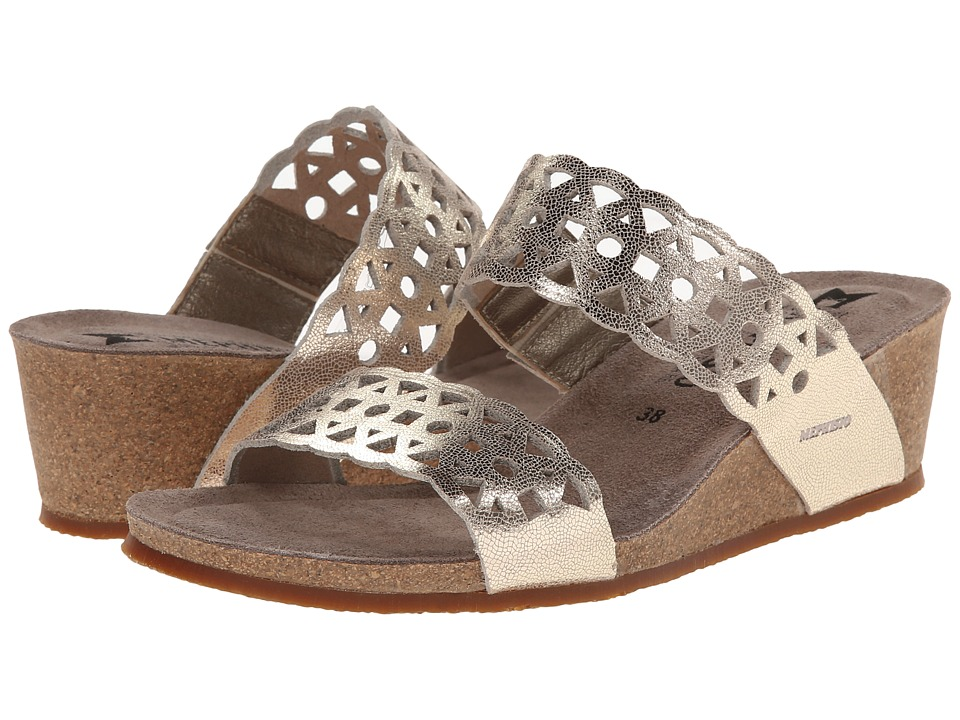 Mephisto - Manon (Platinum Venise) Women's Sandals