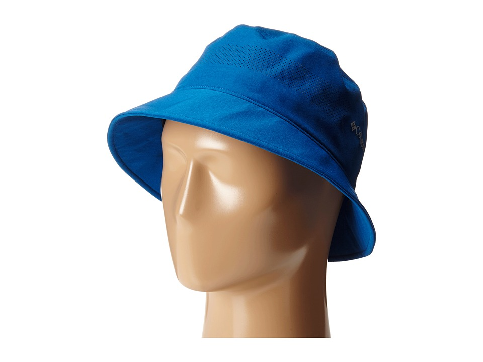 Columbia - Silver Ridge Bucket (Marine Blue) Caps