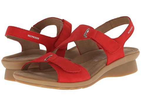 Mephisto - Paris (Strawberry Bucksoft) Women