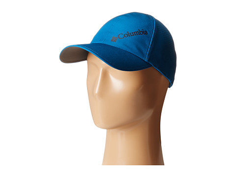 Columbia - Silver Ridge Ball Cap II (Marine Blue) Caps