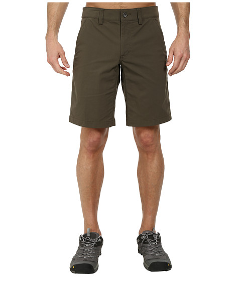 Marmot - Harrison Short (Deep Olive) Men's Shorts