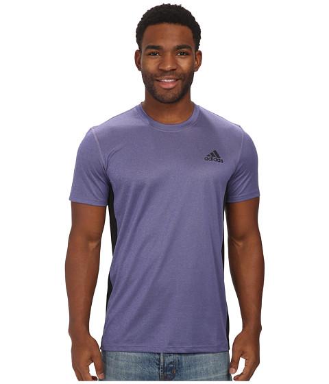 adidas - Climacore S/S Tee (Night Flash/Black) Men's T Shirt