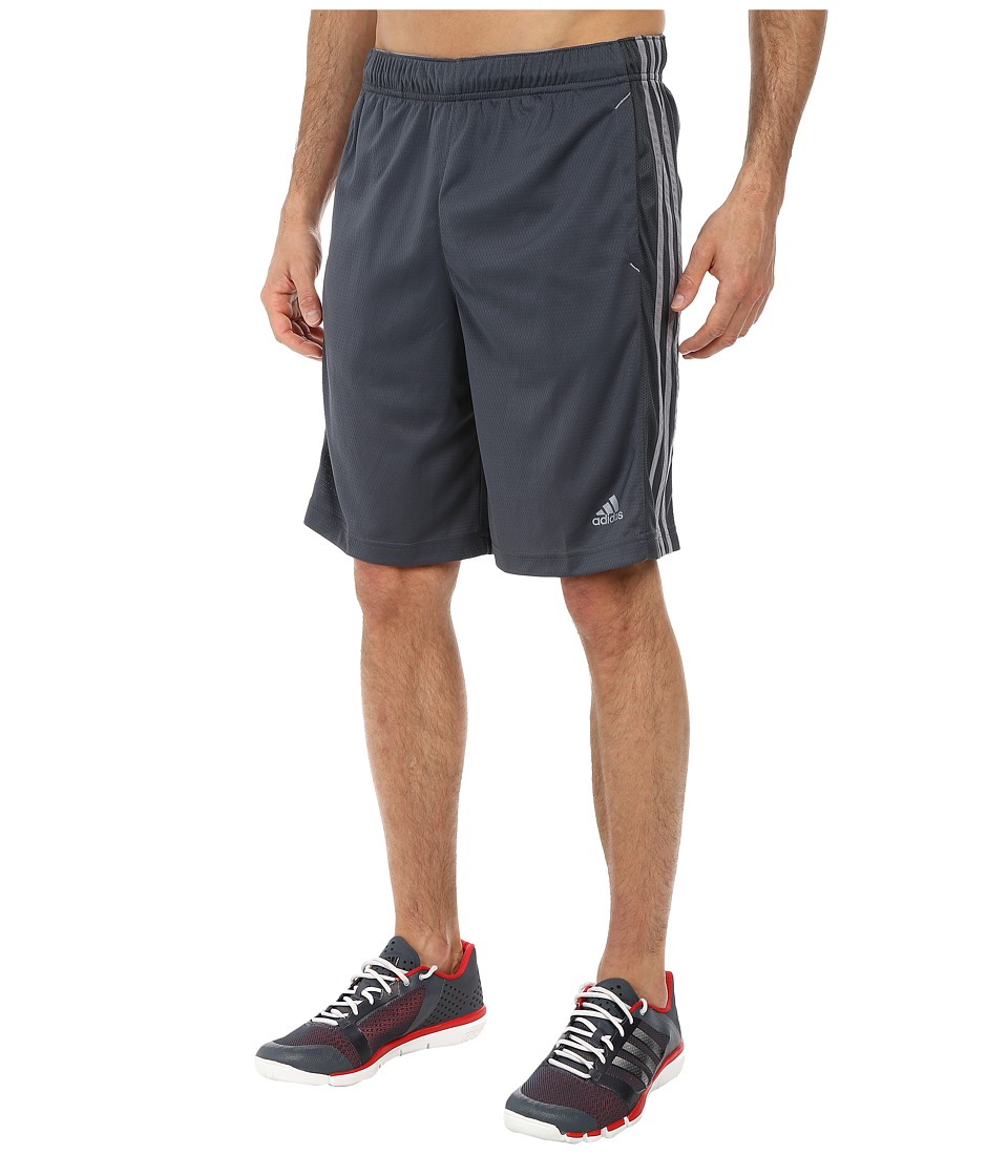 adidas - Essential 3S Shorts (Bold Onix/Grey) Men's Shorts